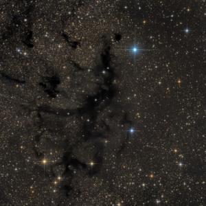 暗黒星雲LDN673、夏。