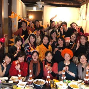 涙あり、笑いありの楽しい「オレンジクリスマスパーティー」♪