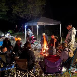 RELAXキャンプ後半