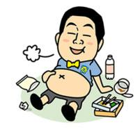太り街道爆進ちう...(≧∇≦)