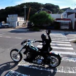今日もバイク日和