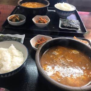 ★福岡の釜山でランチ★