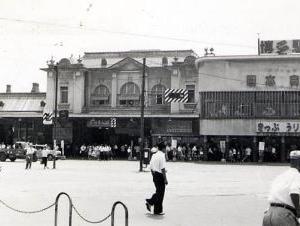 昔の博多駅
