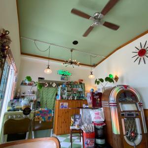 福岡 東区西戸崎 昭和20年代の米軍ハウス、アメリカンカフェ