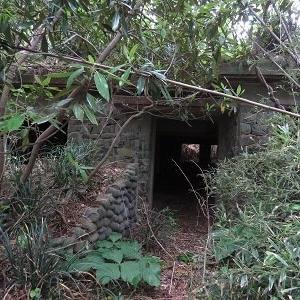 日曜日は、軍事要塞の島 小呂島に潜入撮影!