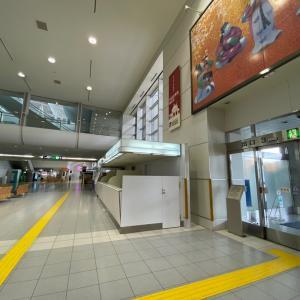 福岡空港 誰もいない国際線