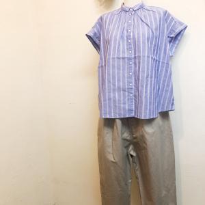 「Faneuil」半袖シャツ