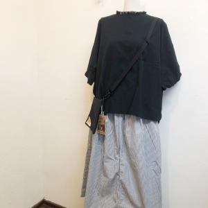 「MEIN HEIM」スカートパンツ。