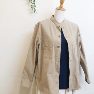 「Dana Faneuil」ムラ糸ワイド7分Tシャツ。