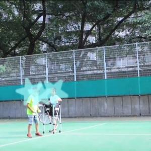 テニススクールのこと【まだ探した】