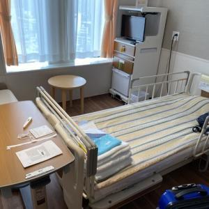 本日、虎の門病院の入院。明日、食道静脈瘤の治療。個室に入った理由とメリット。