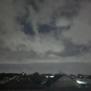 雲から何が見える!?と、豆乳マヨネーズ!
