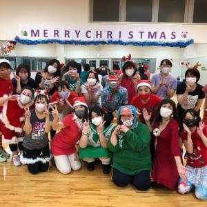 12/24(木)綾部健康プラザ水夢さんでのXmas特別プログラム