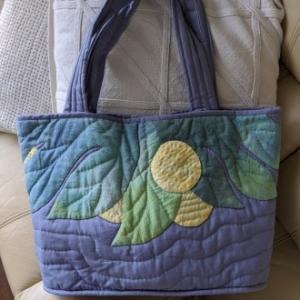 パンの木のバッグ