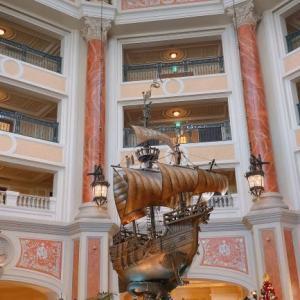ホテルミラコスタのオチェーアノでランチ☆彡