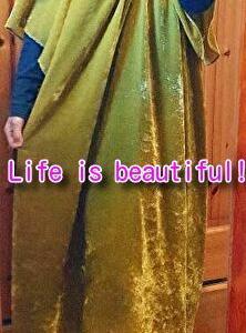 マツコ・デラックスみたいな服(うちでは元気なのになあ)