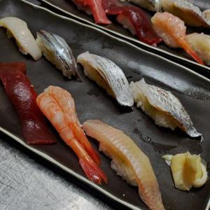 太刀魚のお鮨 ^^