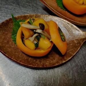 お夕食♪秋の定番二品 ^^