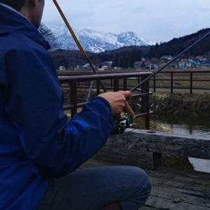 渓流釣り~ ^^