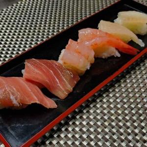 ちびっ子サイズのちび寿司 ^^