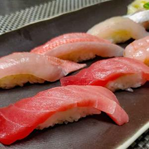 金目鯛のお寿司~♪