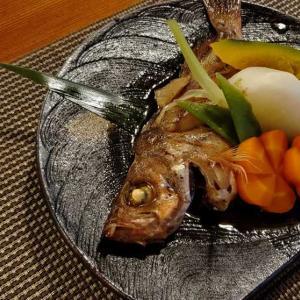 オキメバルの煮魚!