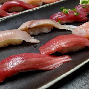 〆は!お寿司 ^^