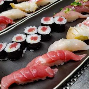 昨晩のお寿司~♪