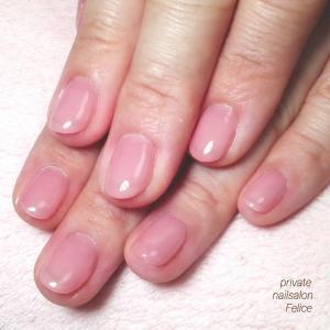 うるうるピンク ・熊本光の森 プライベートネイルサロン フェリーチェ・