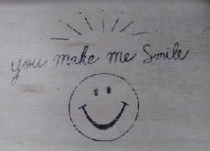 光の中へ ② ~ you make me smile ~