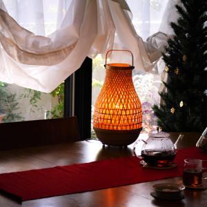 IKEAで照明を買いました&クリスマスツリー。