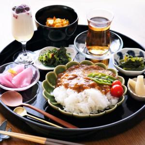 私の昼ごはん。