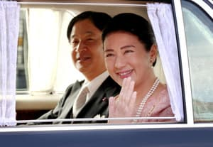 雅子皇后陛下、お誕生日 おめでとうございます! ヤブ医者集団=医師団のコメントはいりません