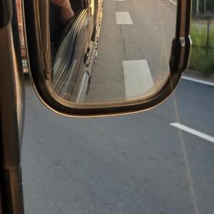 悪運尽きても生きてく 〜神に見放されて免停のトラックドライバー編〜