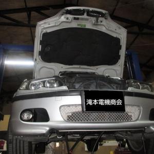 BMW「今度のアタッチメントは!?の巻 その3」トルコン太郎 ATF圧送交換