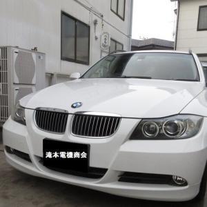 BMW「遅くてすみません・・・の巻 その1」オリジナルアタッチメント