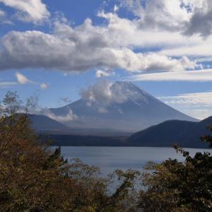 令和元年11月 富士山一周(静岡・山梨)20景の旅 (本栖湖・富士山博物館・河口湖・浄蓮の滝)
