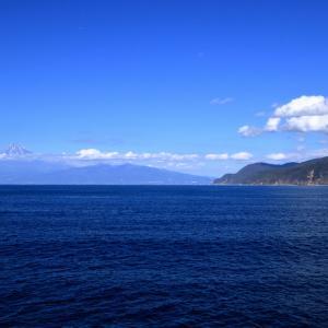 令和元年11月 富士山一周(静岡・山梨)の旅 (駿河湾フェリー・久能山東照宮・日本平夢テラス)