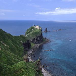 令和元年 積丹半島(黄金岬・神威岬・島武意海岸)の旅 2