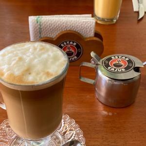 【タラポト旅行】カフェじゃなくて、かふえ