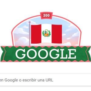【ペルー独立記念日】200歳おめでとう★