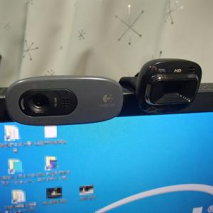 【安い有名ドコロ2社】Microsoftの LifeCam HD-3000 と Logicoolの HD webcam C270 の比較【webカメラ】