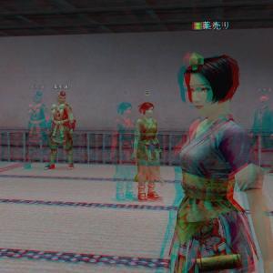 信長の野望Online 3D(立体視 Stereoscopicステレオスコピック)#nobuon