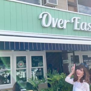 【over easyで朝食 】カイルア編