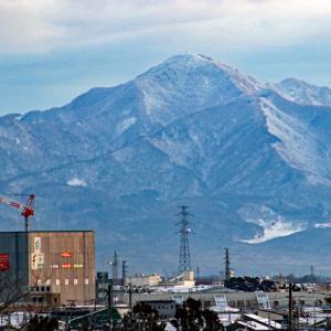 米山とマンション