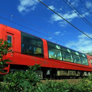 運行再開のリゾート列車「雪月花」
