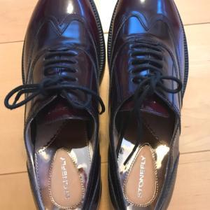 マニッシュな靴