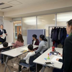 外国に関わる子供たち対象 「小学校に入る前の日本語講座②」