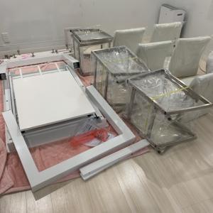 Gallery Pandaへの道5〜レッスン用の机が届きました!