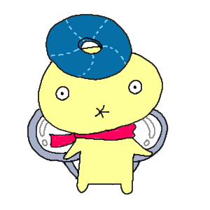SNS・ブログ用★個性的なオリジナルキャラクターアイコン作成